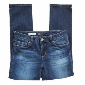 Kut from the Kloth Reese ankle straight jeans 0